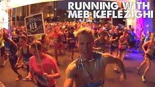Running The Rock N Roll Las Vegas Marathon With Meb Keflezighi