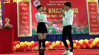 Hiền Hồ Live | Yes I Do ft Bùi Anh Tuấn và Rồi Người Thương Hoá Người Dưng | 190905 trường Mỹ Việt