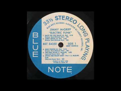 JIMMY MCGRIFF - BACK ON THE TRACK (BST 84350)