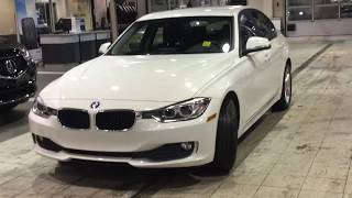 BMW 320i | Pre-roll Review | Archived Content