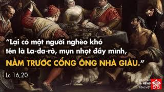 Đài Phat Thanh Vatican Thứ Năm 21.03.2019
