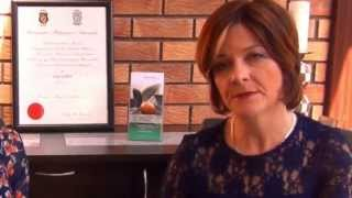 Gaye Godkin Fertility and Nutrition Video Series - Sperm Health, fertility for men