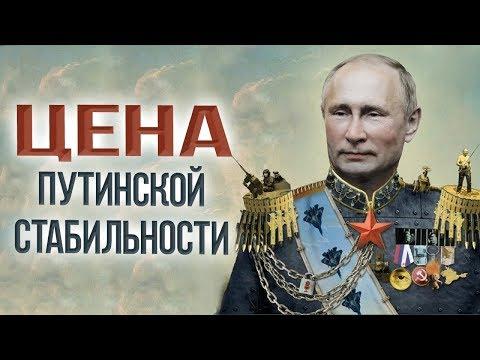 Путинская эпоха без иллюзий. Чем были для РФ последние 20 лет. Фёдор Лисицын