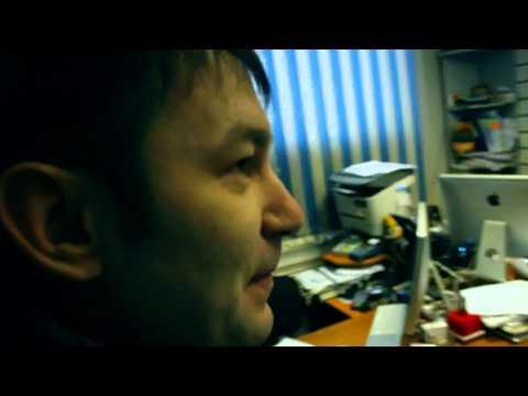 Борис Кириченко. Как я стал ведущим. Прикол