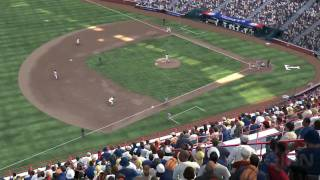 MLB 11: The Show Gameplay Trailer