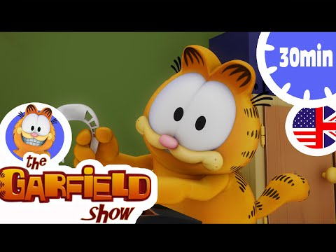 THE GARFIELD SHOW - 30 min - New Compilation #03