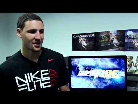 Rapid Fire with Klay Thompson