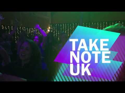 Take Note Band UK - Mini Trailer 2