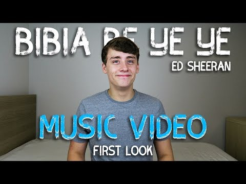 Ed Sheeran | Bibia Be Ye Ye - Music Video (First Look)