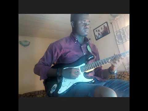 Odoo by masterkraft x wizkid guitar cover..
