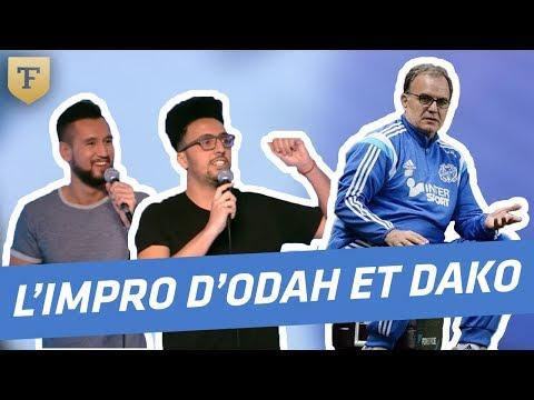 Odah et Dako improvisent sur… 10 mots !