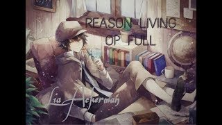 Bungou Stray Dogs S2 - Reason Living Op Full [HD]