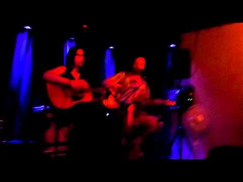 Tamira Herrebrugh & Neil McKenzie in CC Muziekcafe