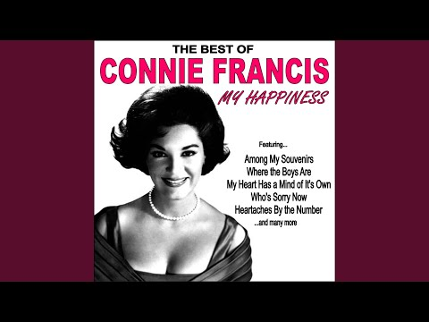 Connie Francis Dont Break The Heart That Loves You K Pop Lyrics Song