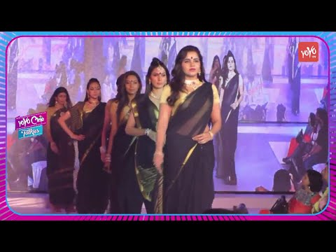 LIFE STYLE FASHION SHOW at Chennai Express Avenue 6th Anniversary || YOYO Tamil
