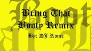 Bring That Booty Remix