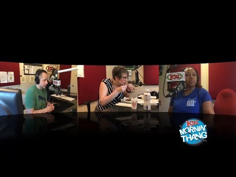 Chicken Wing Challenge: RAYSAC's Becky Parr