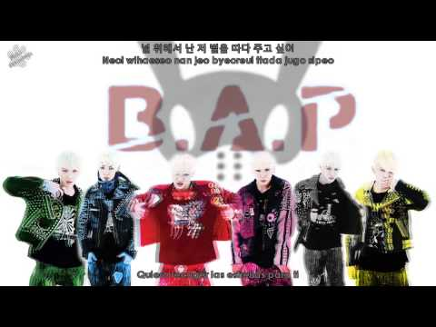 B.A.P - Happy Birthday [Sub Esp + Hangul + Romanizacion]