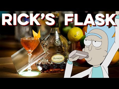 What's In Rick's Flask? | How To Drink