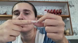 Моя неудачная попытка снять гель лак Уход за ногтями после снятия гель лака
