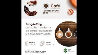 Story Telling, como herramienta de comercialización y posicionamiento. Café Fina Experiencia.