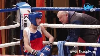 В Каспийске прошел чемпионат Дагестана по боксу