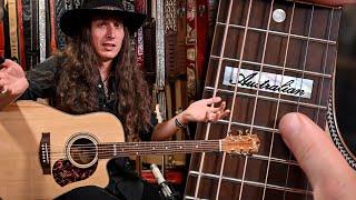 What is Australian Guitar Tone?