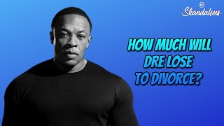 Dr. Dre's Wife Files For Divorce! How Much Will Dre Lose & How Can He Earn It Back?