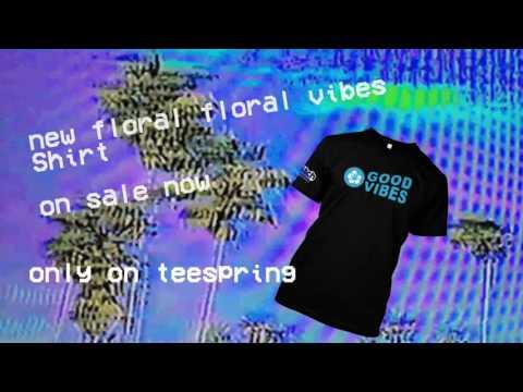 G O O D V I B E S (Shirt Commercial)
