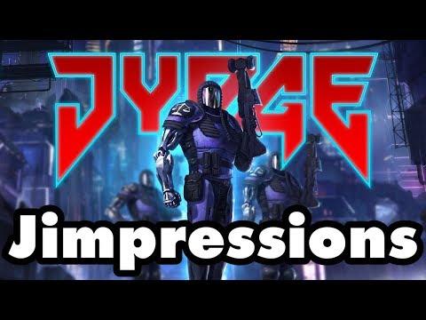 JYDGE - Jydge Drydd