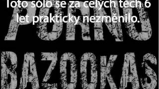 Porno Bazookas - Bazuky (old 2004 version)