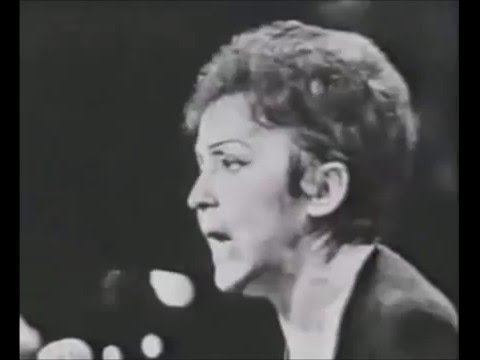 Edith Piaf - Non, je ne regrette rien - lyrics - paroles