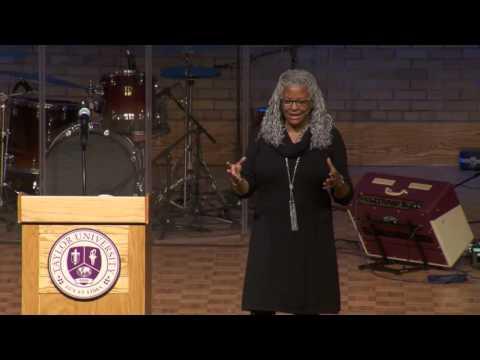 Taylor University Chapel - 02-26-16 - Nina Barnes