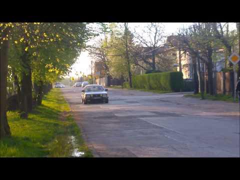 Ford Granada 2.8 V6 with Magnaflow Glasspack