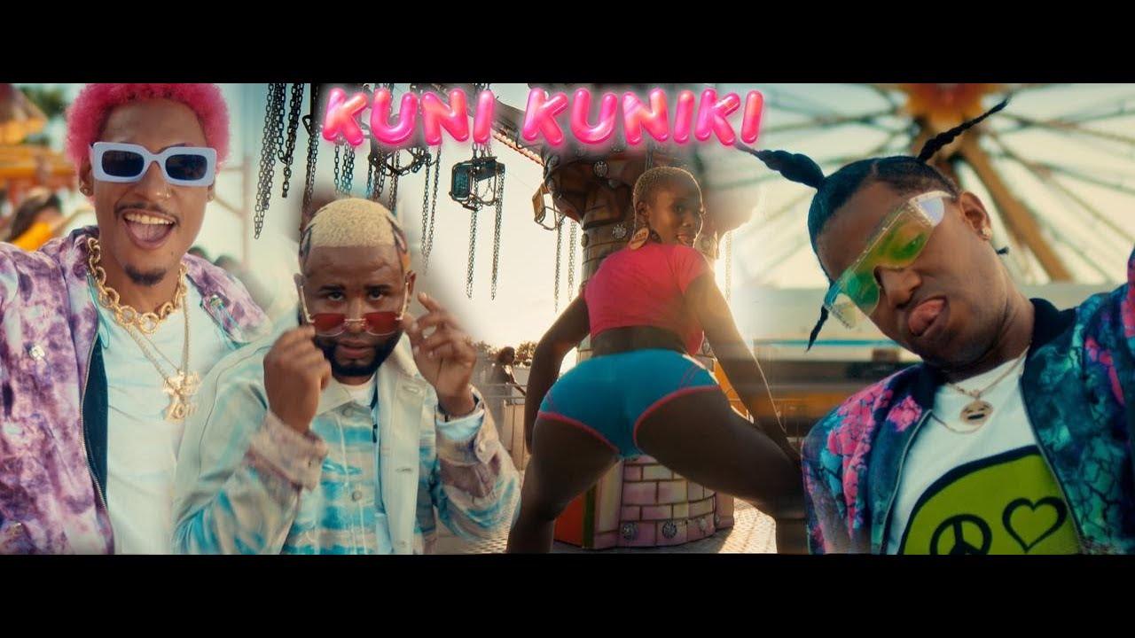 "Download Haraca Kiko, Kiko El Crazy, Rodrigo Films - ""Kuni Kuniki"" (Video Oficial) [feat. Papi Karamelo]"