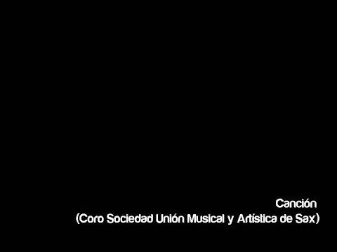 Canción (Coro Sociedad Unión Musical y Artística de Sax) -