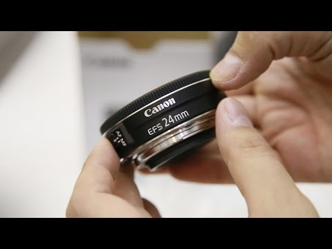 Canon EF-S 24mm f/2.8 STM 'Pancake' lens review, with samples