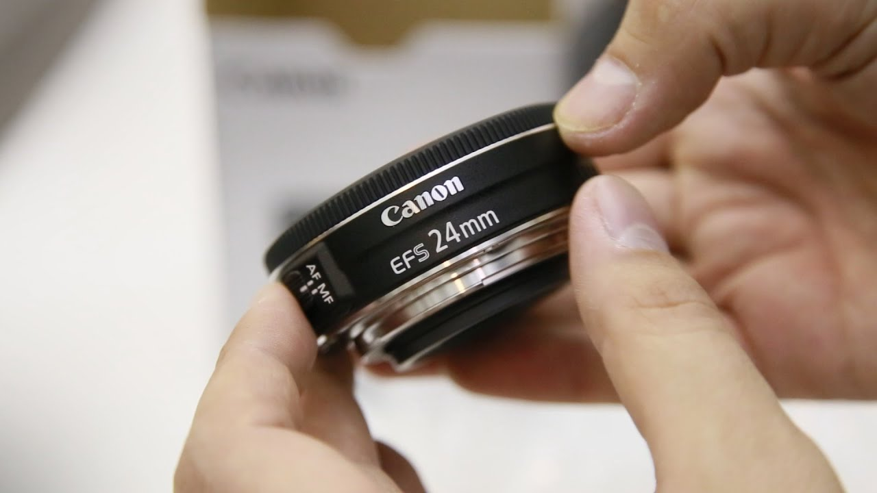 Canon EF-S 24mm f/2.8 STM \'Pancake\' lens review, with samples - YouTube