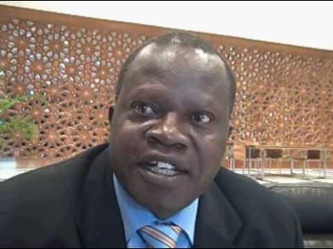 Marios Obwona, African Economic Research Consortium: ...