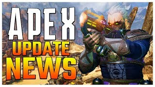 Apex Legends Update News! SBMM Changes + G7 Scout Nerf + Arc Star Patch + Weekly Challenges Bug