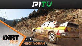 DiRT Rally #38 | Morgendämmerung in Griechenland / Dirt Rally Karriere [TX 599XX] [60 FPS]