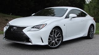 Lexus RC 350 2015 Videos