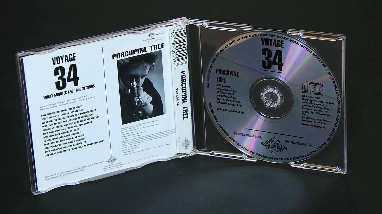 Porcupine Tree Voyage 34 The Complete Trip