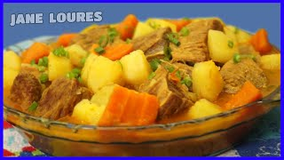 Carne Com Legumes – A Melhor Receita Que Você Já Viu