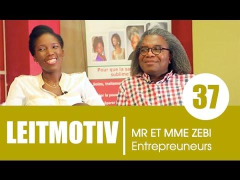 Emission Leitmotiv' I Invités: Le couple ZE BI,  le succès de l'Amour et de Business  (1ère partie)