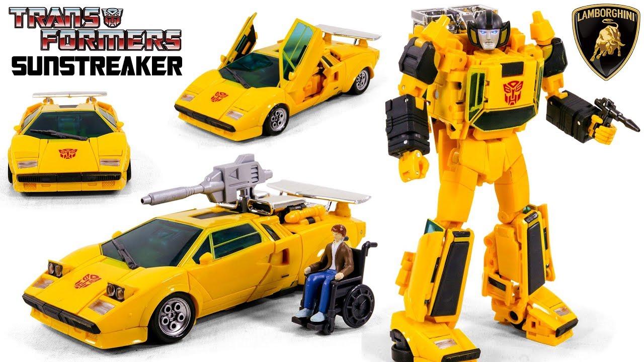 Transformers G1 KO Masterpiece MP-39 Sunstreker ...