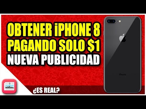 iPhone 8 a $1 | Ten cuidado