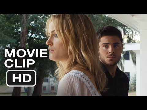 The Lucky One #2 Movie CLIP - You Deserve Better (2012) HD Movie