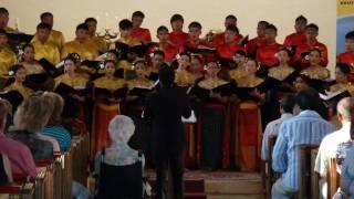 PSM Maranatha: Arbab (Daku kan bernyanyi, daku kan memuji)