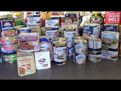 Comparing Canned Meat: Corned Beef